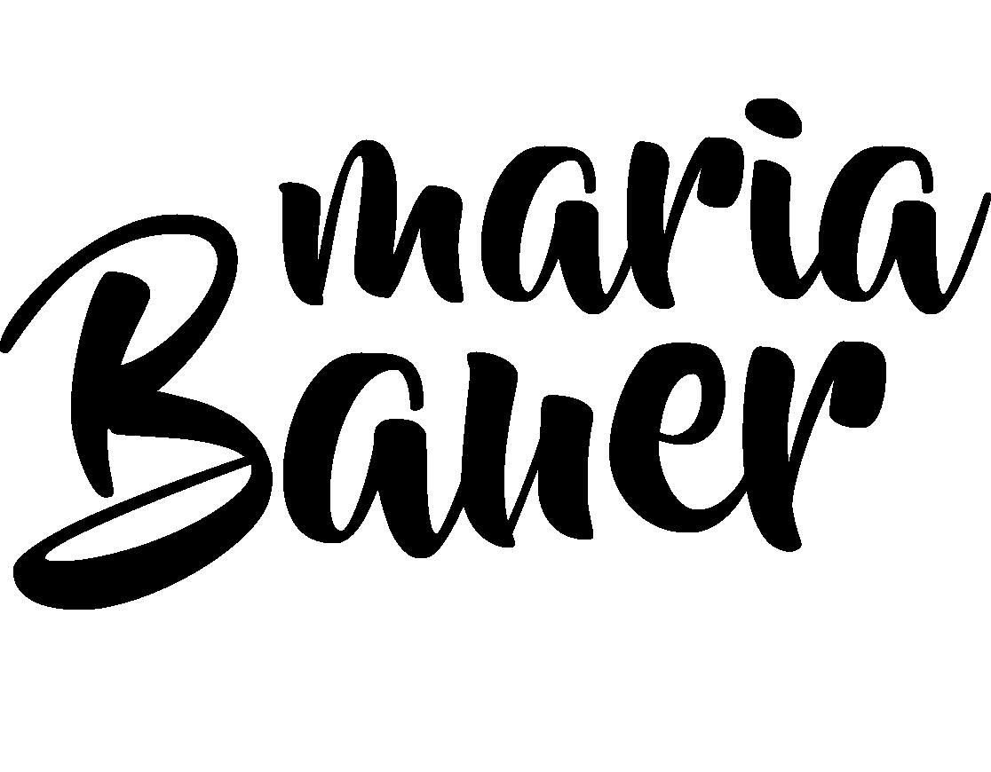 Unterschrift Maria Bauer